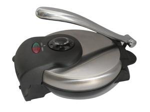 Brentwood Stainless Steel Electric Tortilla Maker