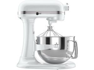 Kitchenaid RR-KP26M1XMR PRO 600 Stand Mixer 6 qt Big Super Large Meringue White (REFURBISHED)