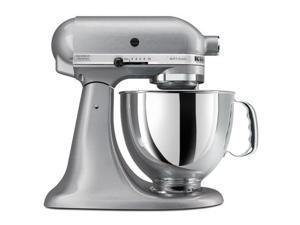 Kitchenaid Stand Mixer tilt 5-QT Ksm150ps All Metal Artisan Tilt Head RK150SM (Refurbished)