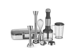 KitchenAid 5-Speed Immersion Blender and Attachments KHB2571SX