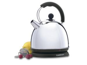 Cuisinart Cordless Stainless-Steel KUA-17 1-3/4-Quart Retro Look Electric Kettle