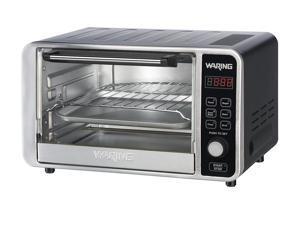 Waring Pro TCO650 Digital Convection Oven Bake Bake ...