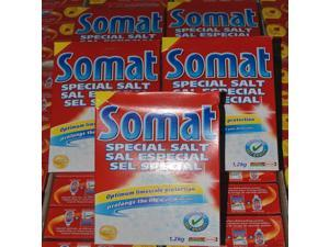 5 Box Somat Dishwasher Salt