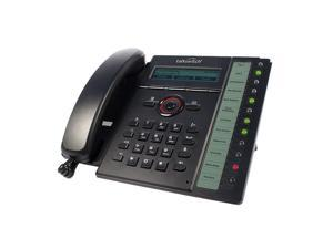 Fortinet FortiFone-460i / FON-460i VOIP SIP Phone, 10/100/1000 Lan, 10/100/1000 PC, PoE, with Power Adapter, 10 up to 34 lines