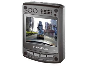 "Flexmedia V747 2.4"" TFT LCD 1080p Full HD Car Video Recorder"