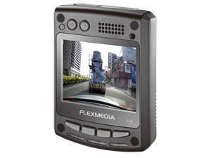 "Flexmedia V747 2.4"" TFT LCD 1080p Full HD Car Video Recorder"