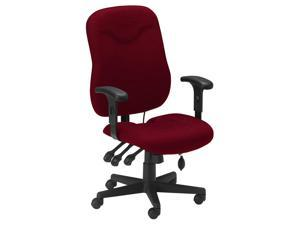 Executive Posture Chair in Burgundy