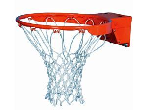 Basketball Goal - Collegiate 2000 Breakaway with Glass Mount (Navy)