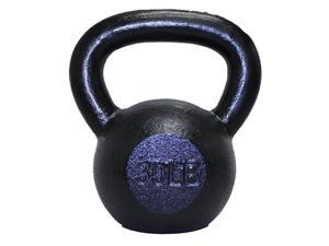 Troy Cast Iron Kettlebell w Rounded Handle (25 lbs.)