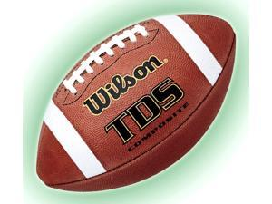 Wilson TDS Composite Football with ACL Lacing System