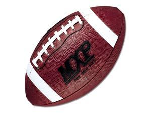 MacGregor MXP Pee Wee Football with Leather Cover
