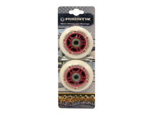 RipStik Replacement Wheels - Set of 2 (Red)