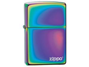 Spectrum Windproof Lighter with Zippo Logo (Z-Clip)