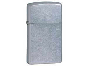 Slim Windproof Lighter in Street Chrome (4 oz. - Single Can)