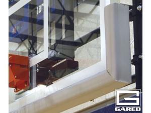 Gared Sports CE-PR Glue-On Backboard Padding - Gray
