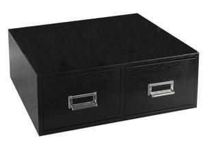 2 Drawer Card File