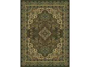 Castello Soft Durable Area Rug (3.3 ft. x 4.11 ft. in Green)