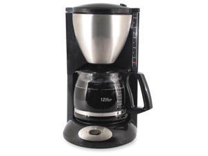"Coffeepro Coffeemaker, 12-Cup, 8""X11""X14-1/2"", Black"