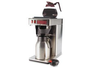 "Coffeepro Coffeemaker, w Decanter, 40 oz. Server, 10""X12""X24"", Stst"