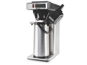 "Coffeepro Commercial Brewer,120V,8-1/2""X14-1/2""X21"",Stainless Steel"