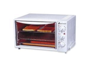 """Coffeepro Toaster Oven, 16""""X12""""X10"""", White"""