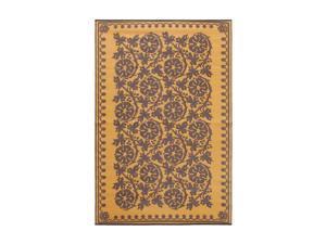 Cinnamon Cinquefoil Floor Mat