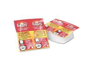 Folgers Coffee Packet,Ultra Roast,0.9 oz.,Yield 10-12 Cups,42/Ct