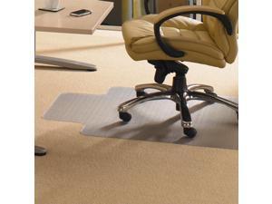 Floortex Advantagemat Anti-Static mat w Lip