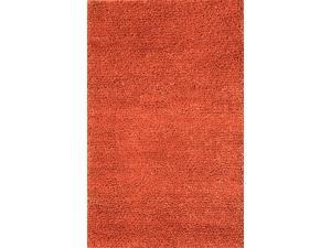 Spectra Area Rug In Rust - 5.5 ft x 3.5 ft.