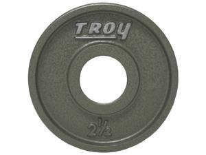 Troy Premium Olympic Weight Plate (45 lbs.)
