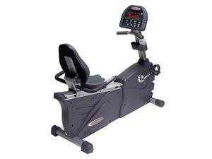 Endurance Self Generating Recumbent Bike w LCD Display (Protective Bike Rubber Mat)