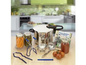 Duo Pressure Cooker 9 Pc Canner Set
