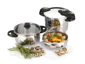 Futuro Pressure Cooker 5 Pc Set