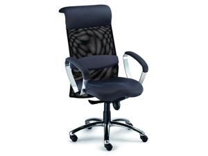 Mesh Office Chair In Black