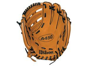 11 in. Dual Post Web Throw Glove (Right Hand)