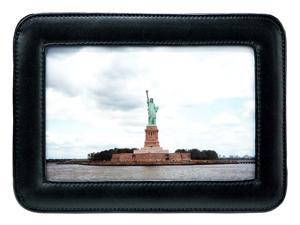 4 x 6-Inch Picture Frame in Nappa Leather (Burgundy)