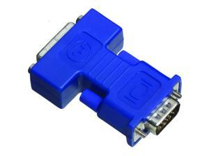 DVI To Vga Adapters (DVI To Vga Analog Adapter Converts DVI-I To Vga Plug)
