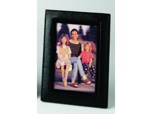 "4"" X 6"" Lizard Print Photo Frame Black"