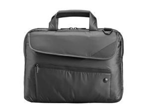 Slim Briefcase for Mac Book Pro or PC in Black (14.1 in. to 15 in.)