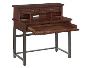 Cabin Creek Student Desk with Hutch