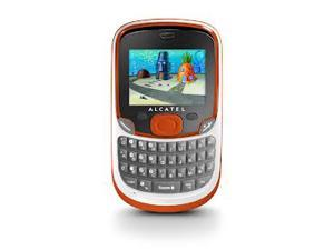 Alcatel OT355A Orange (Unlocked) GSM Cellular Phone