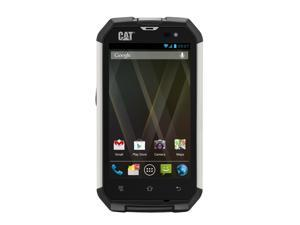Caterpillar CAT B15 Black (Unlocked) GSM Smartphone Single SIM
