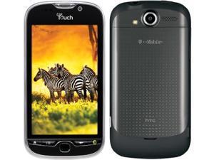 HTC MyTouch 4G Black  (Unlocked) GSM Smartphone Refurb