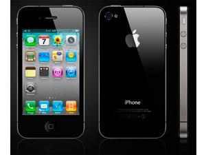 Apple iPhone 4 16GB Black (Unlocked) CDMA Smartphone