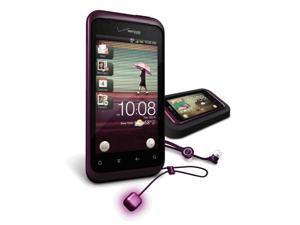 HTC Rhyme ADR6330 Plum Purple (Verizon)  Smartphone