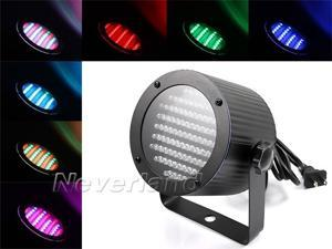 86Pcs Ultra Bright RGB LED Lamp DMX Lighting Laser Projector Stage Party Disco DJ Show Lighting