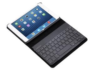 Perixx PERIDUO-801, Bluetooth Keyboard Case - Fit with iPad Mini and iPad Mini 2 with Retina Display - Portable Case - built-in ...