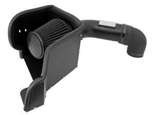 K&N Filters 71-1561 Blackhawk Air Intake Kit 09-14 1500 2500 Ram 1500 Pickup