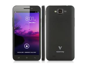 vowney V5 Smartphone Android 4.2 MTK6589 Quad Core 5.0 Inch HD Screen OTG OTA