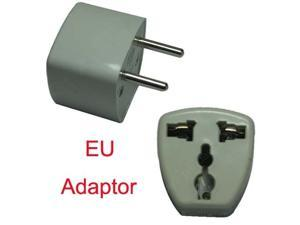 Universal US/UK/AU To EU Travel Power Outlet AC Plug Adapter Converter